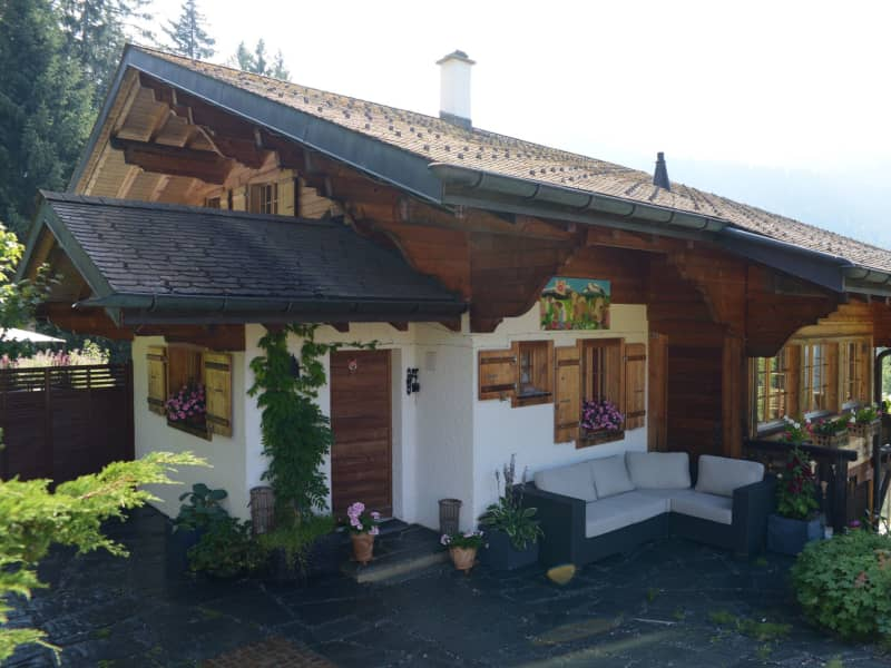 Housesitting assignment in Gryon, Switzerland