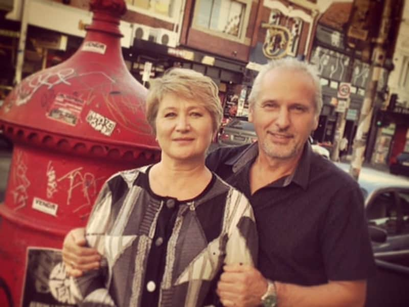 Nina & Faez ( igor ) from Geelong, Victoria, Australia
