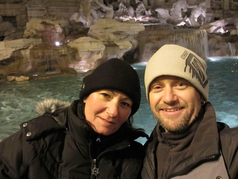 Karen & Stuart from Wodonga, Victoria, Australia