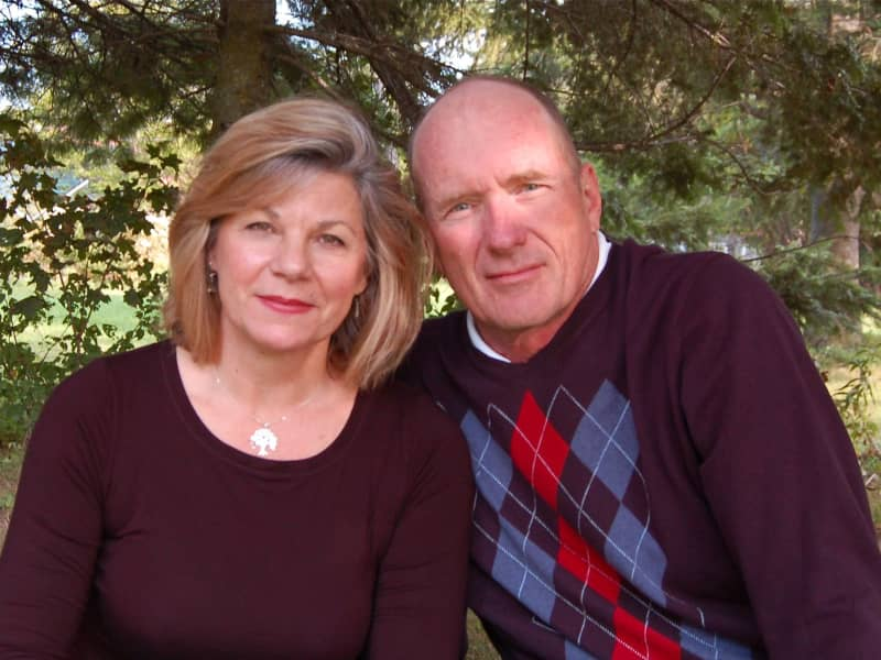 Sandy & Marlene from Barrie, Ontario, Canada