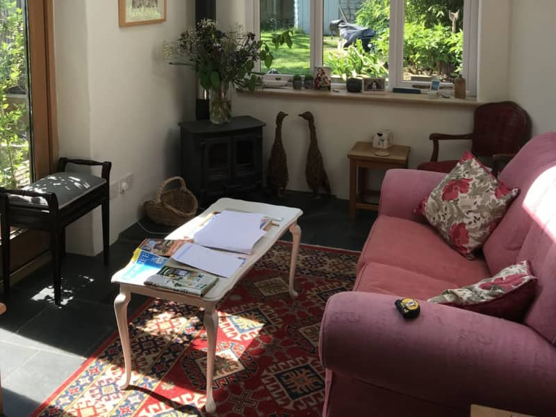 Housesitting assignment in Bovey Tracey, United Kingdom