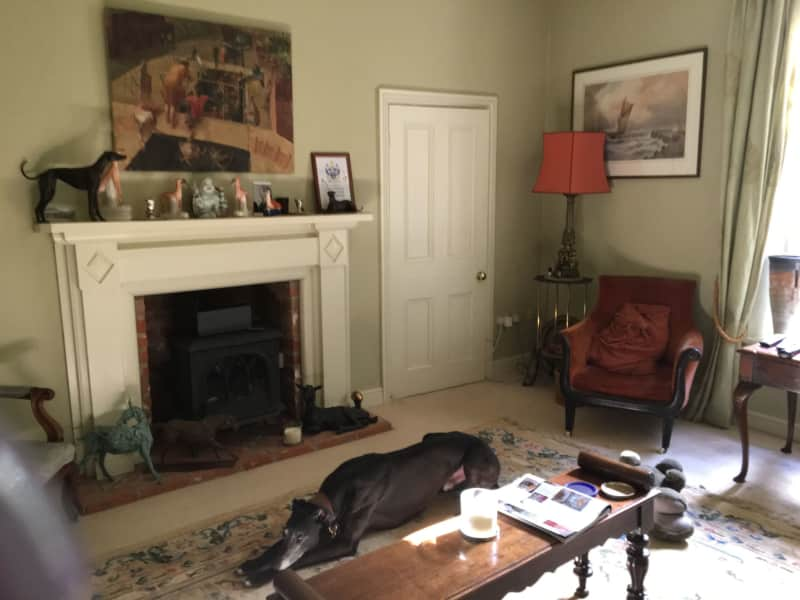 Housesitting assignment in Eye, United Kingdom