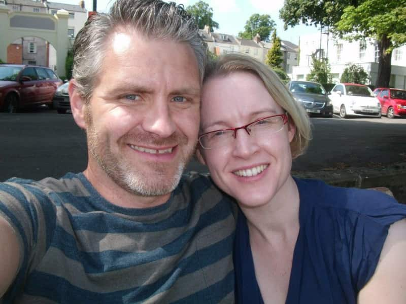 Rebecca & Stephen from Preston, United Kingdom