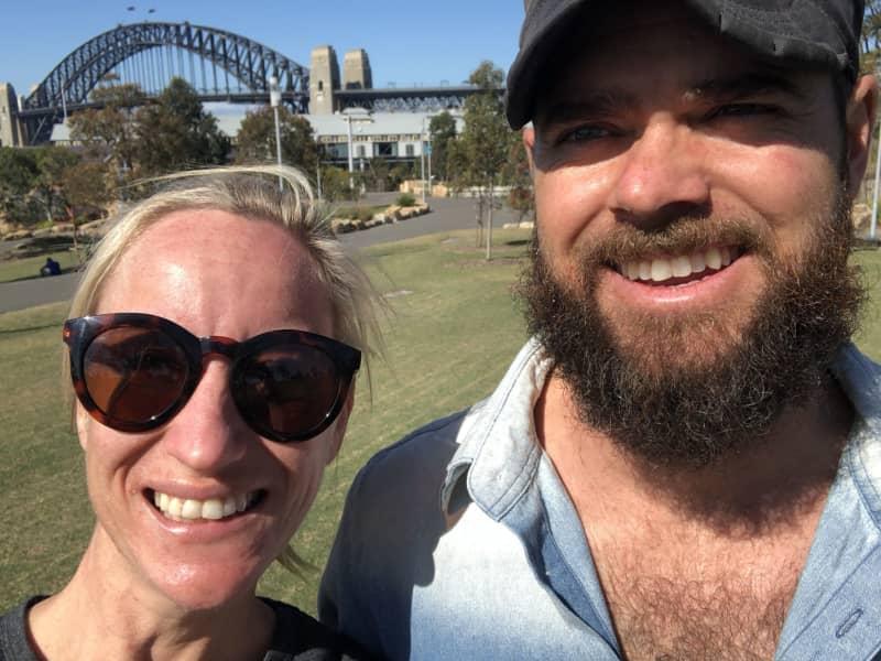 Erin & Murray from Lake Macdonald, Queensland, Australia