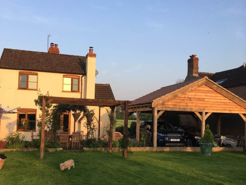 Housesitting assignment in Arlingham, United Kingdom