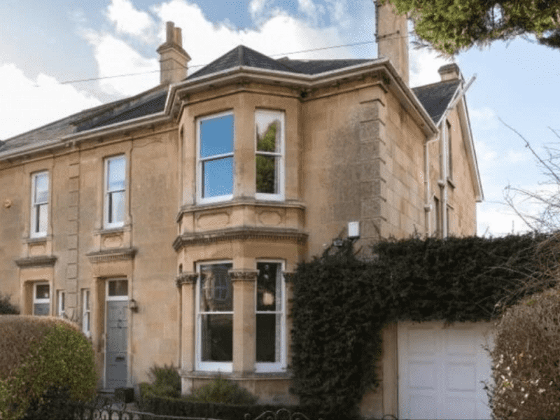 Housesitting assignment in Bath, United Kingdom