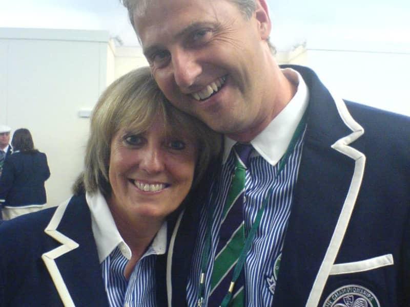 Sue & Graeme from Woore, United Kingdom
