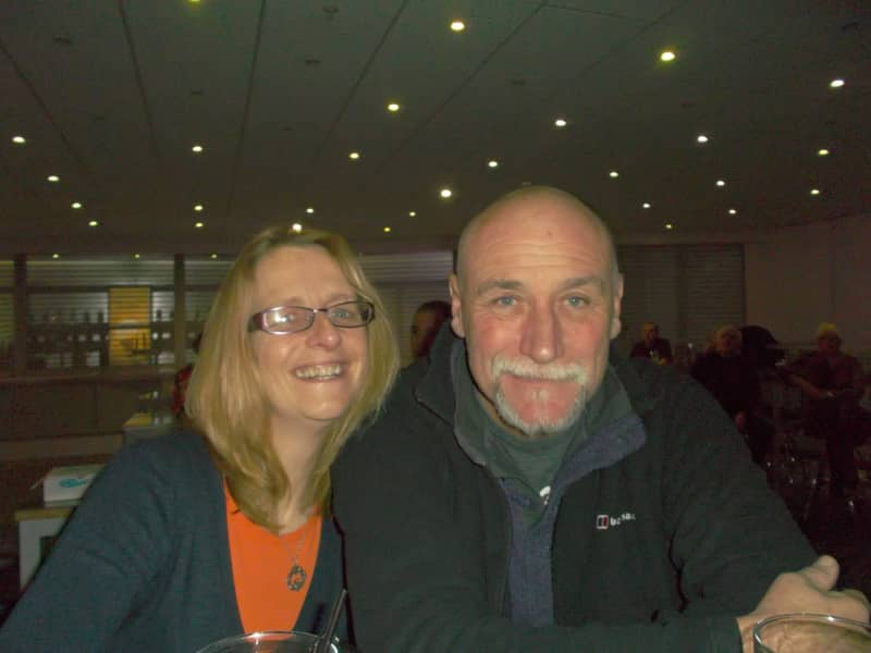 Catherine & Robert from Worcester, United Kingdom