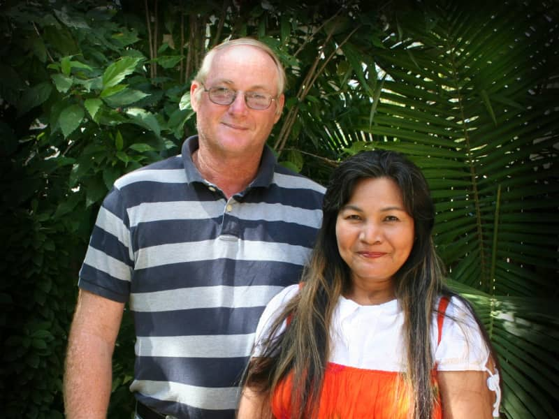 Barry & Remedios from Inala, Queensland, Australia