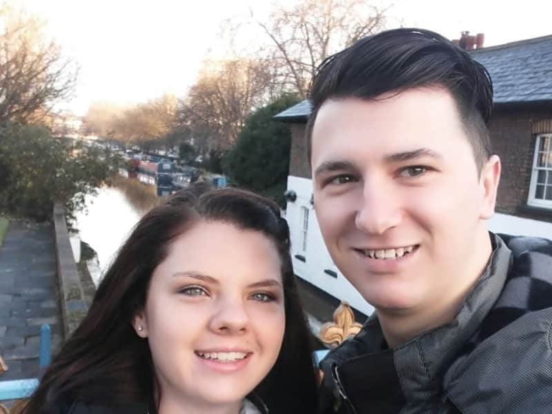 Brandon-lee & Robyn from Slough, United Kingdom