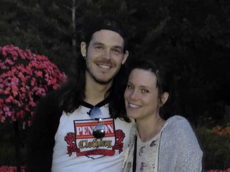 Derek & April from Fredericton, New Brunswick, Canada