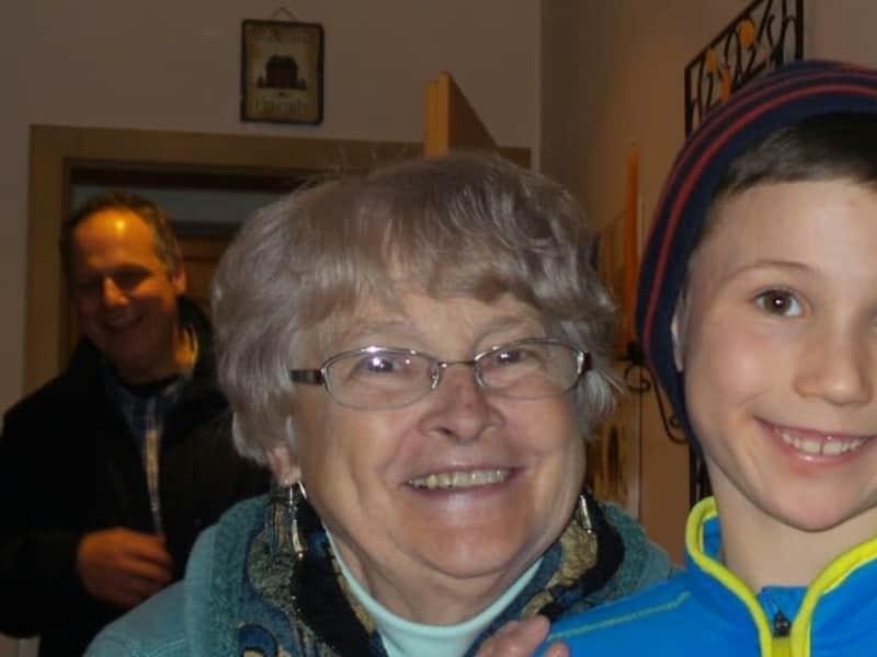Margit from Peterborough, New Hampshire, United States