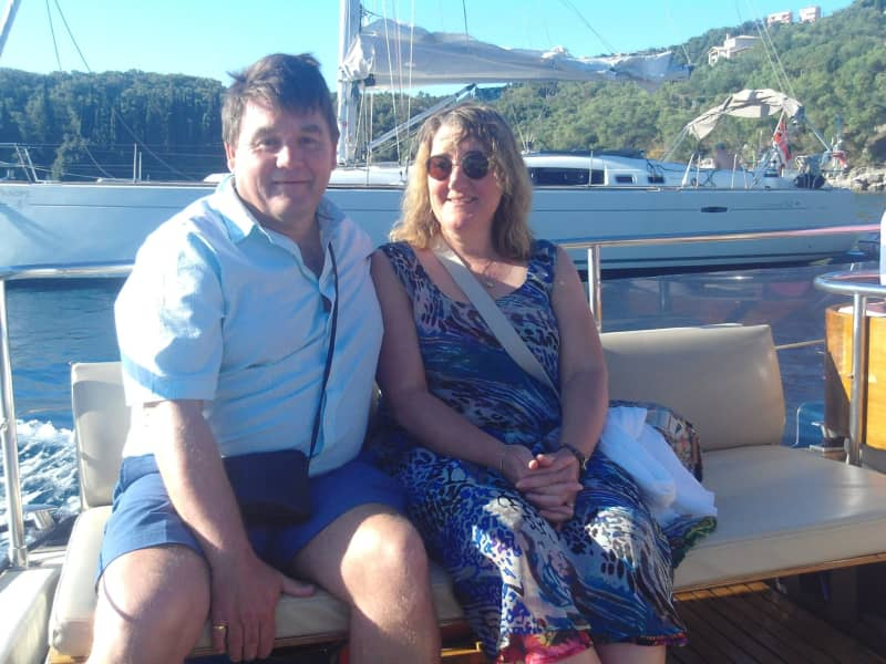 David & Juliet from Telford, United Kingdom