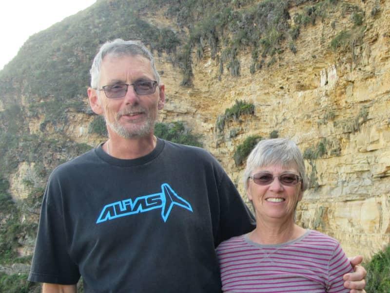 Lorraine & Bill from Tweed, Ontario, Canada