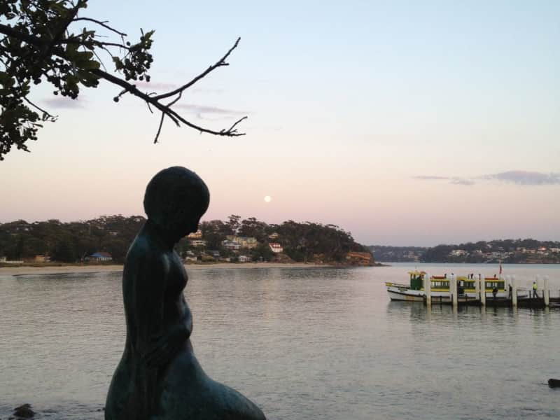 Housesitting assignment in Bundeena, New South Wales, Australia