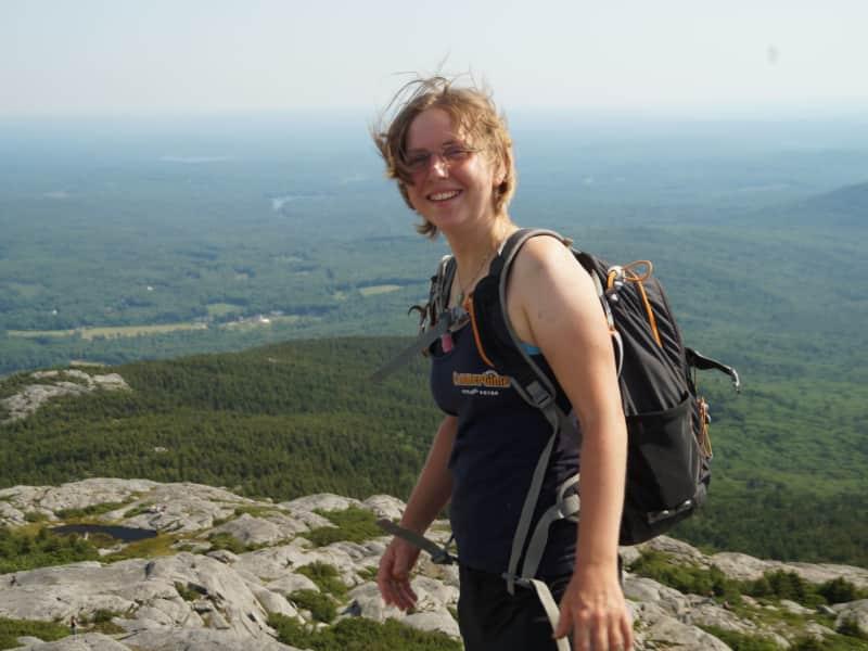 Anne from Halifax, Nova Scotia, Canada