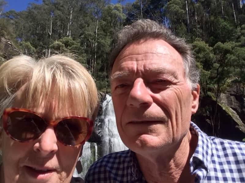 Alison & Trevor from Ballarat, Victoria, Australia