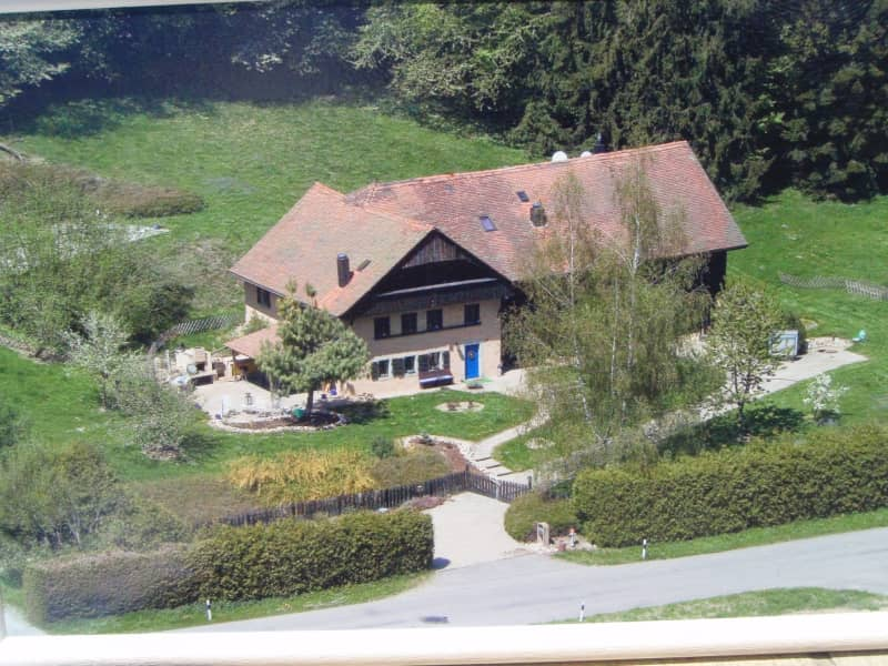 Housesitting assignment in Forel, Switzerland