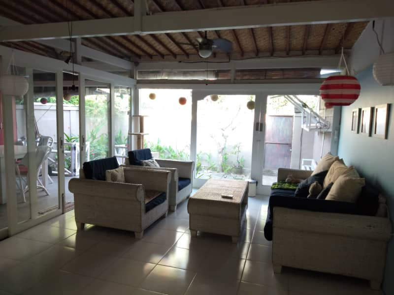Housesitting assignment in Sanur, Indonesia