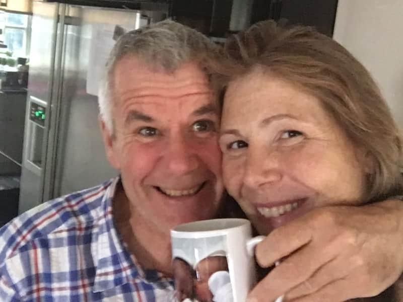 Keith & Andrea from Twyford, United Kingdom