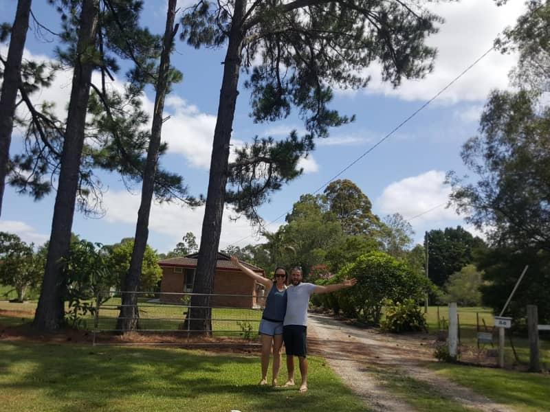 Housesitting assignment in Narangba, Queensland, Australia