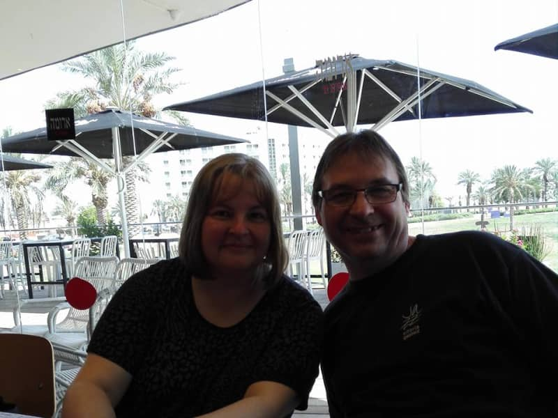 Daniel & Nicole from Rouen, France