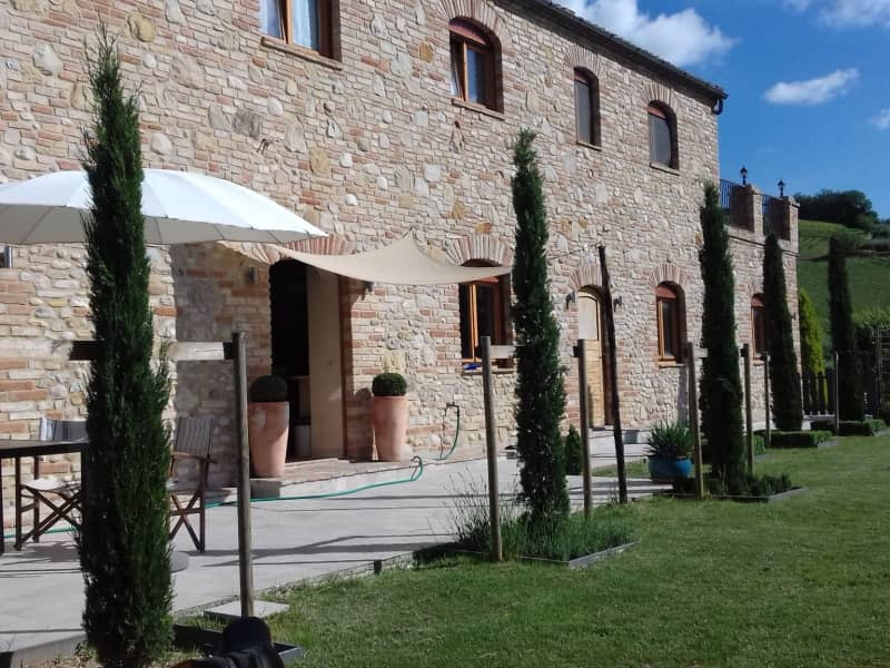 Housesitting assignment in Montefiore dell'Aso, Italy