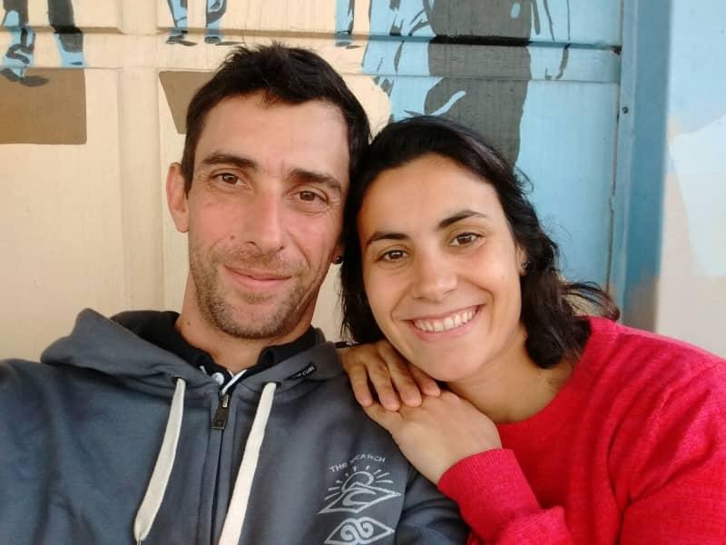 Carla & Agustin from Ushuaia, Argentina