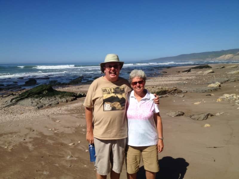 Jeff & Liz from Cochrane, Alberta, Canada