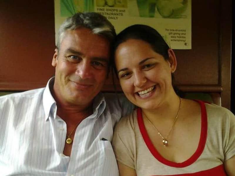 Michelle & Carlos javier from Sevilla, Spain