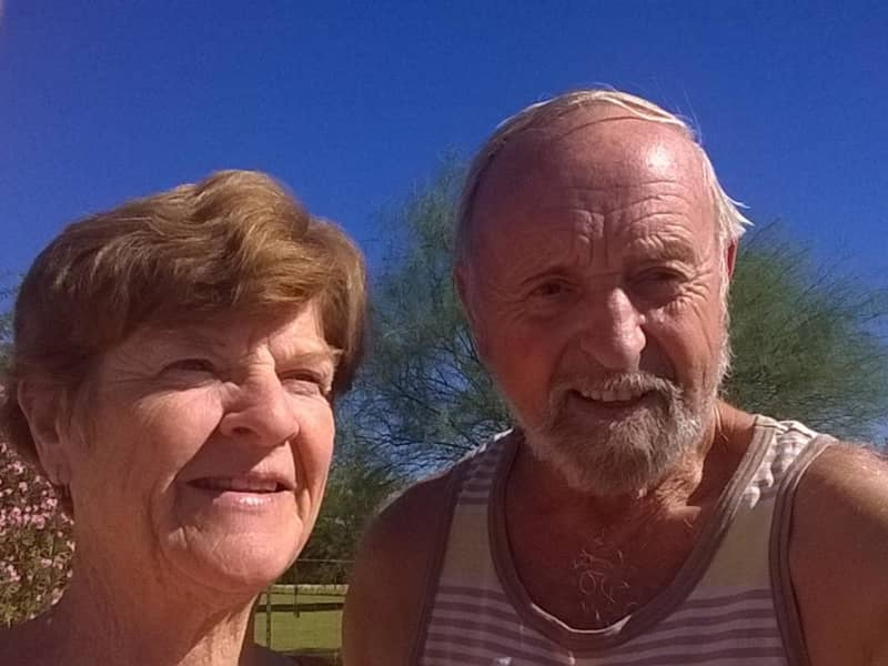 Mary & Larry from Yuma, Arizona, United States