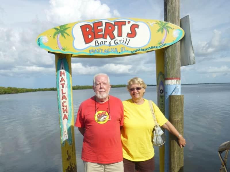 Tom & Marsha from Houston, Texas, United States