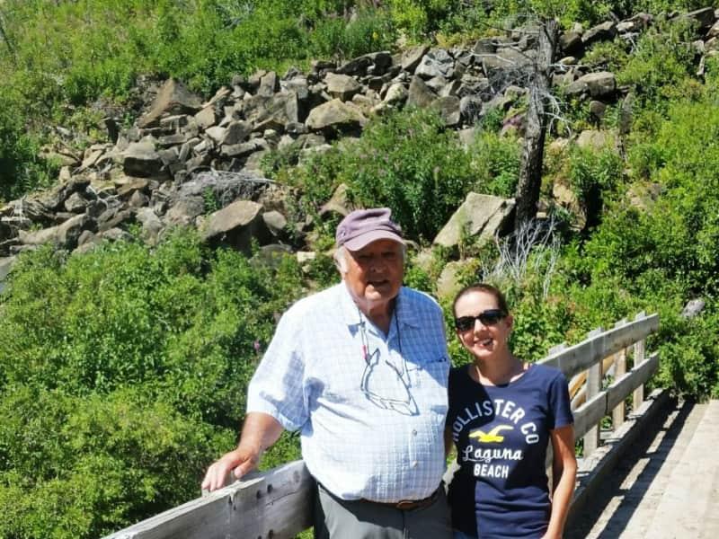 Lynn & Brian from Arizona, United States