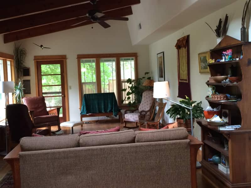 Housesitting assignment in Grass Valley, California, United States