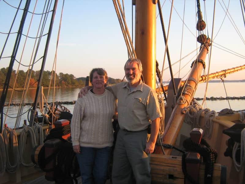Liz & Chris from London, Ontario, Canada