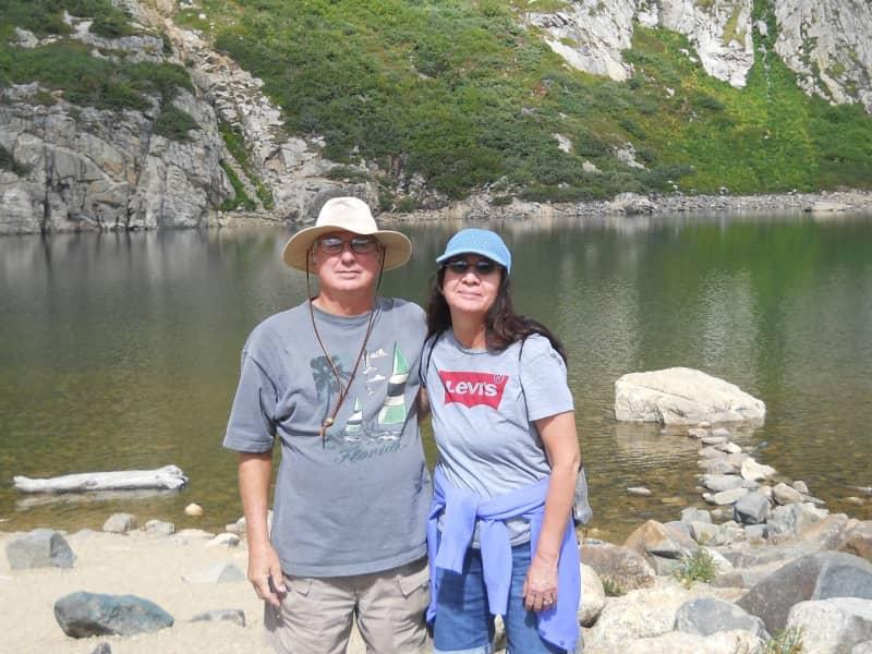 James & Gloria from Sunnyvale, Texas, United States