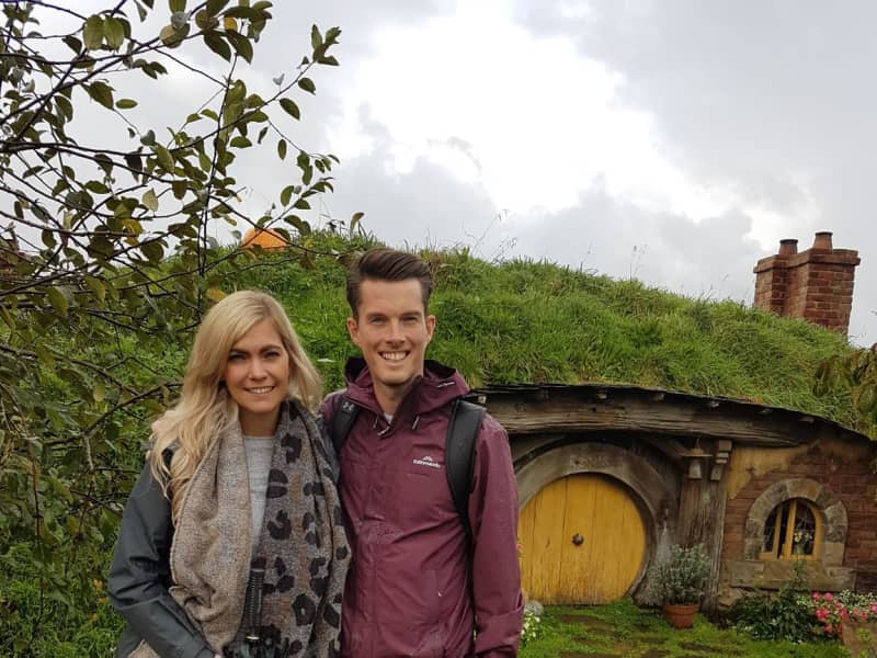 James & Johanna from Newcastle upon Tyne, United Kingdom
