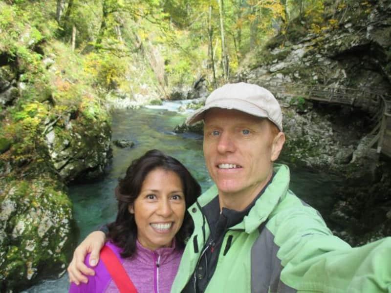 Elena & Darren from Winnipeg, Manitoba, Canada