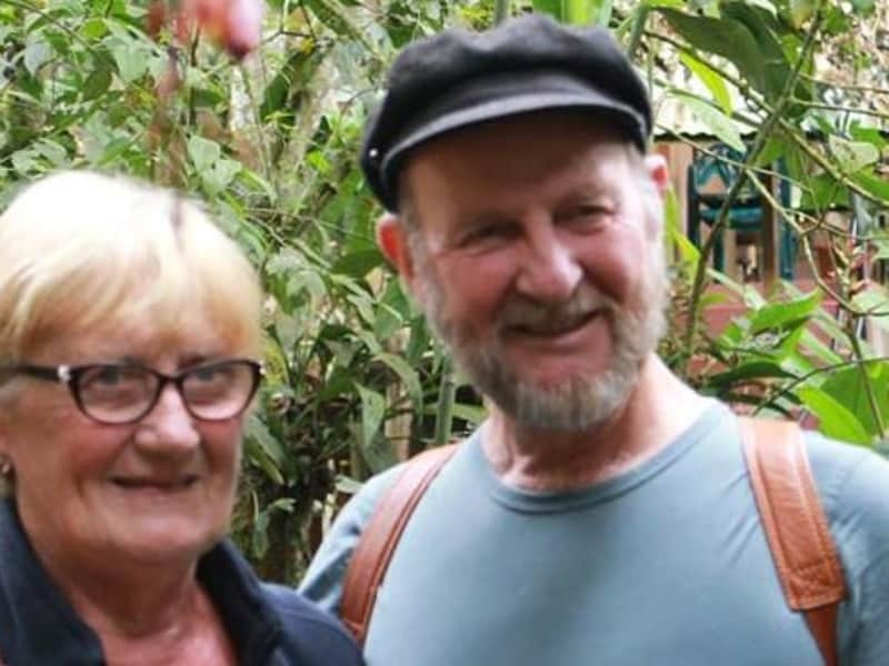 Ray & Jill from Cotacachi, Ecuador