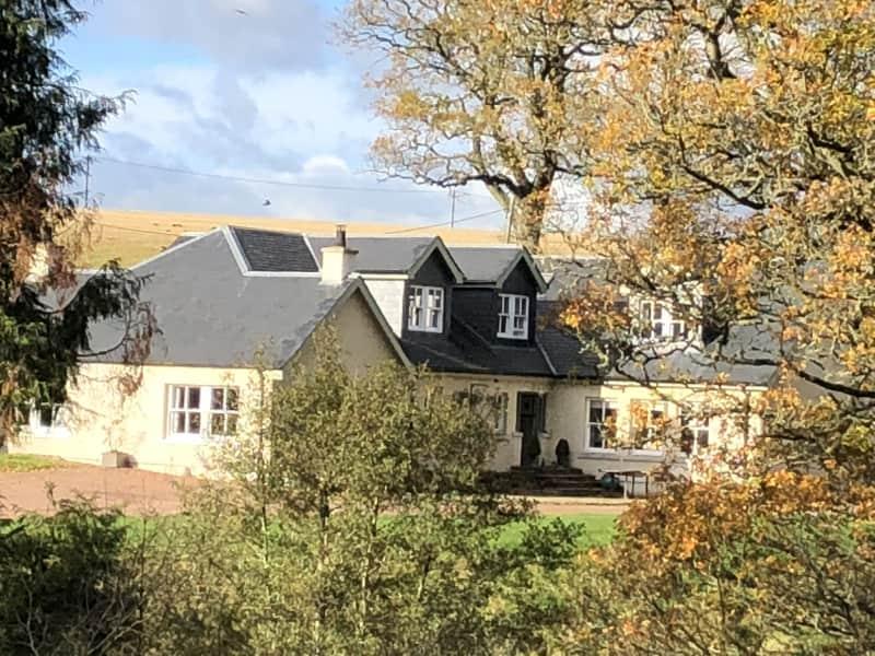 Housesitting assignment in Biggar, United Kingdom