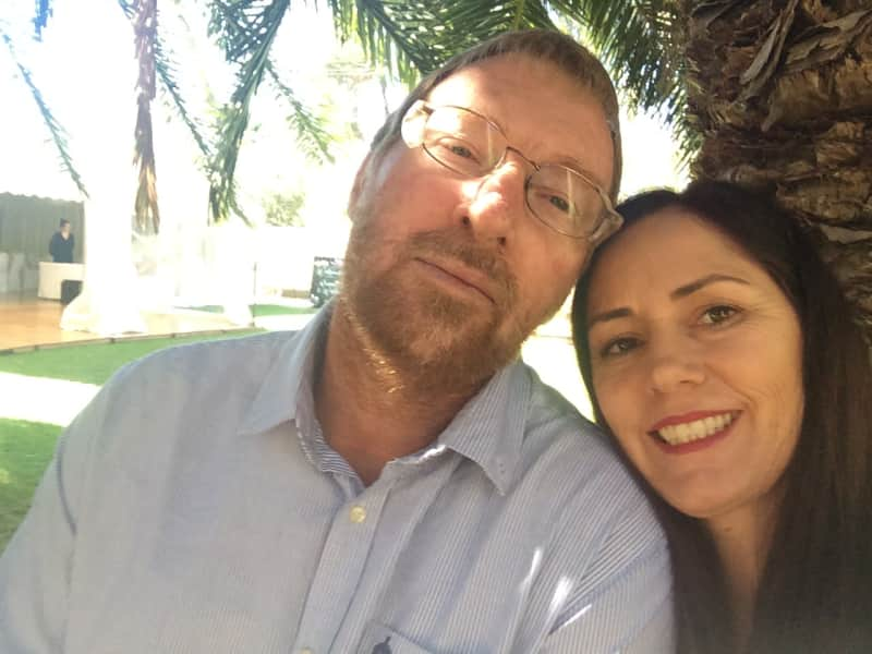 Kate & Peter from Karratha, Western Australia, Australia