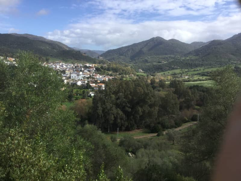 Housesitting assignment in Gaucín, Spain