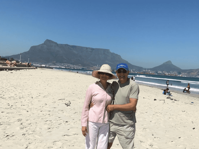 Kirn & Vipin from Cape Town, South Africa