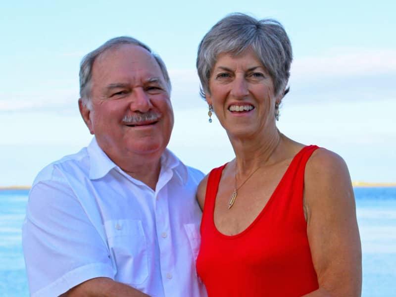 Sherri & Gerry from Souris, Prince Edward Island, Canada