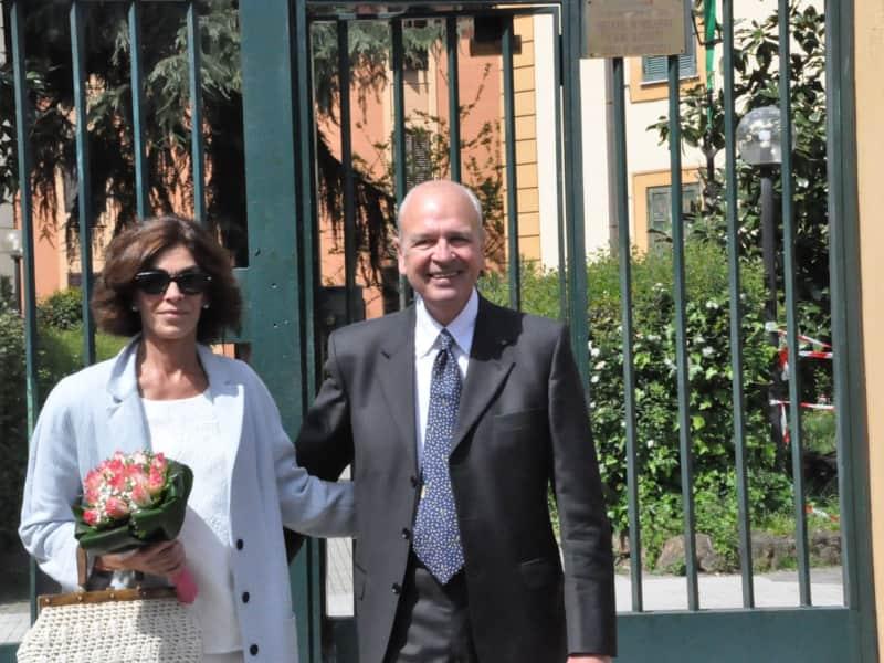 Maria ludovica & Roberto from Rome, Italy