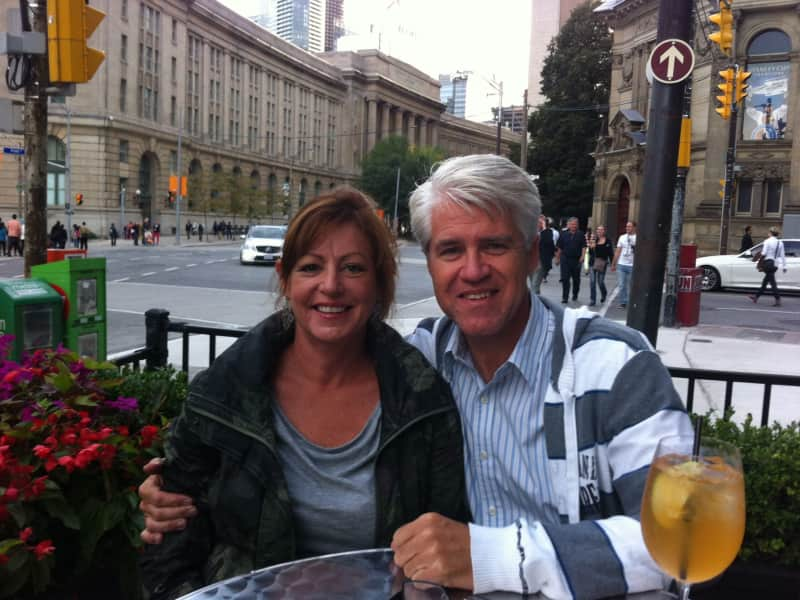 Tracy & John from Clarington, Ontario, Canada