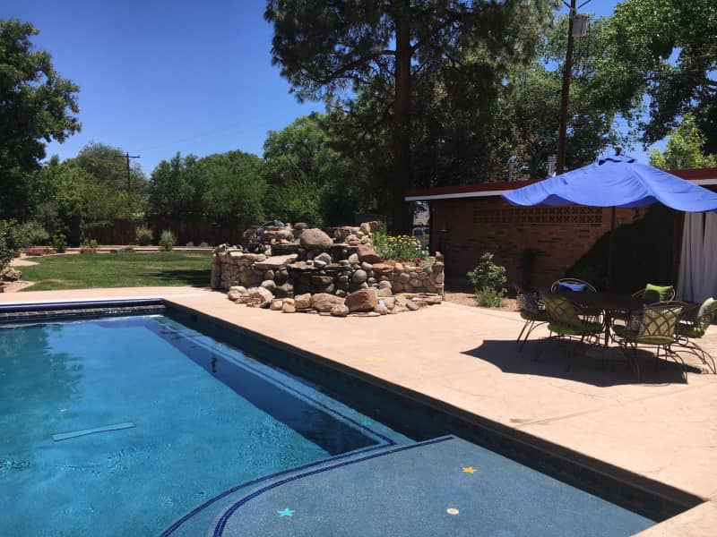 Housesitting assignment in Los Ranchos de Albuquerque, New Mexico, United States