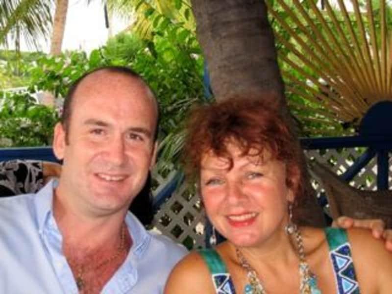 Carole & Nicolas from Anse-Bertrand, Guadeloupe