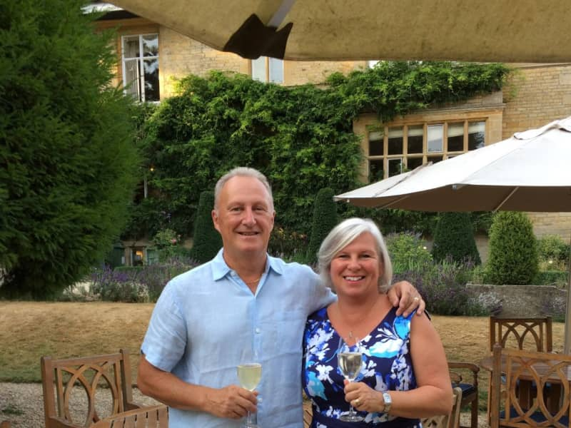Keith & Diane from Warboys, United Kingdom