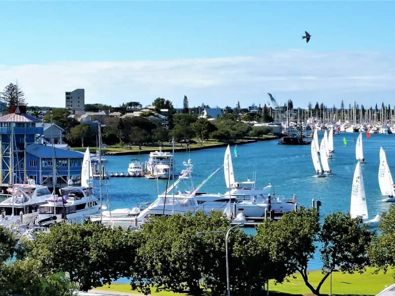 Housesitting assignment in Mooloolaba, Queensland, Australia